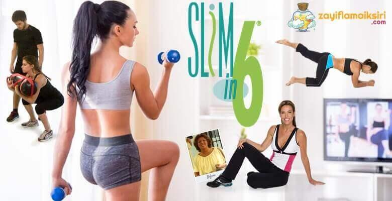 Slim in 6 ile Basen Eritme
