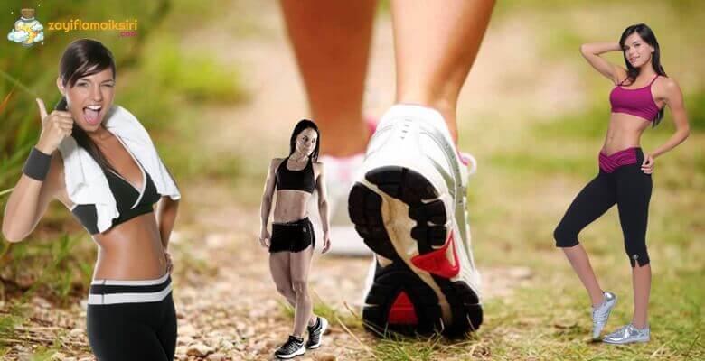 Yürüyüş Yapmak Zayıflatır Mı? Kaç Kalori Yakar? Kaç Kilo Verdirir?