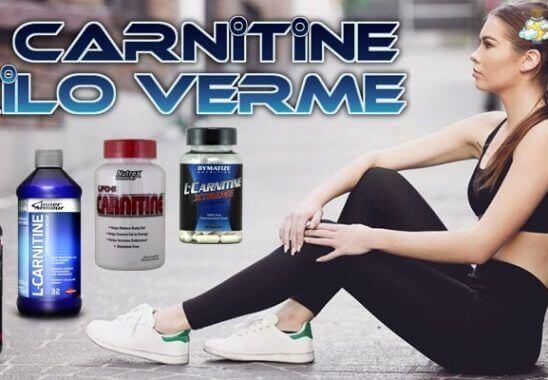 L Carnitine ile Kilo Verme ve Yağ Yakımı