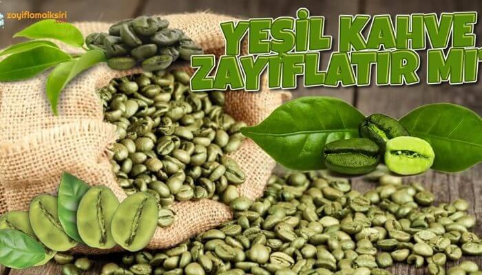 Yeşil Kahve Zayıflatır Mı? Nasıl Pişirilir?
