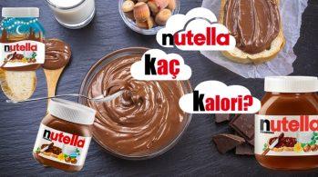 Nutella Kaç Kalori? Kilo Aldırır mı?