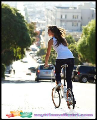 Bisiklete Binmek Kaç Kalori Yakar?
