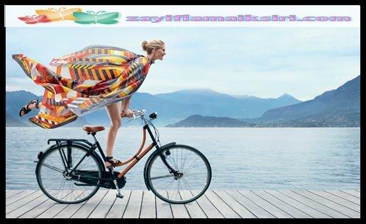 1 Saat Bisiklete Binmek Kaç Kalori Yaktırır?