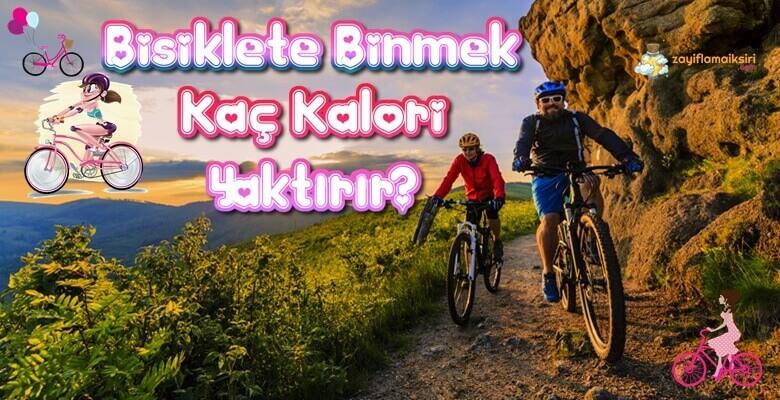 Bisiklete Binmek Yağ Yakar Mı? Zayıflatır Mı?