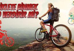 Bisiklete Binmek Kaç Kalori Harcatır?