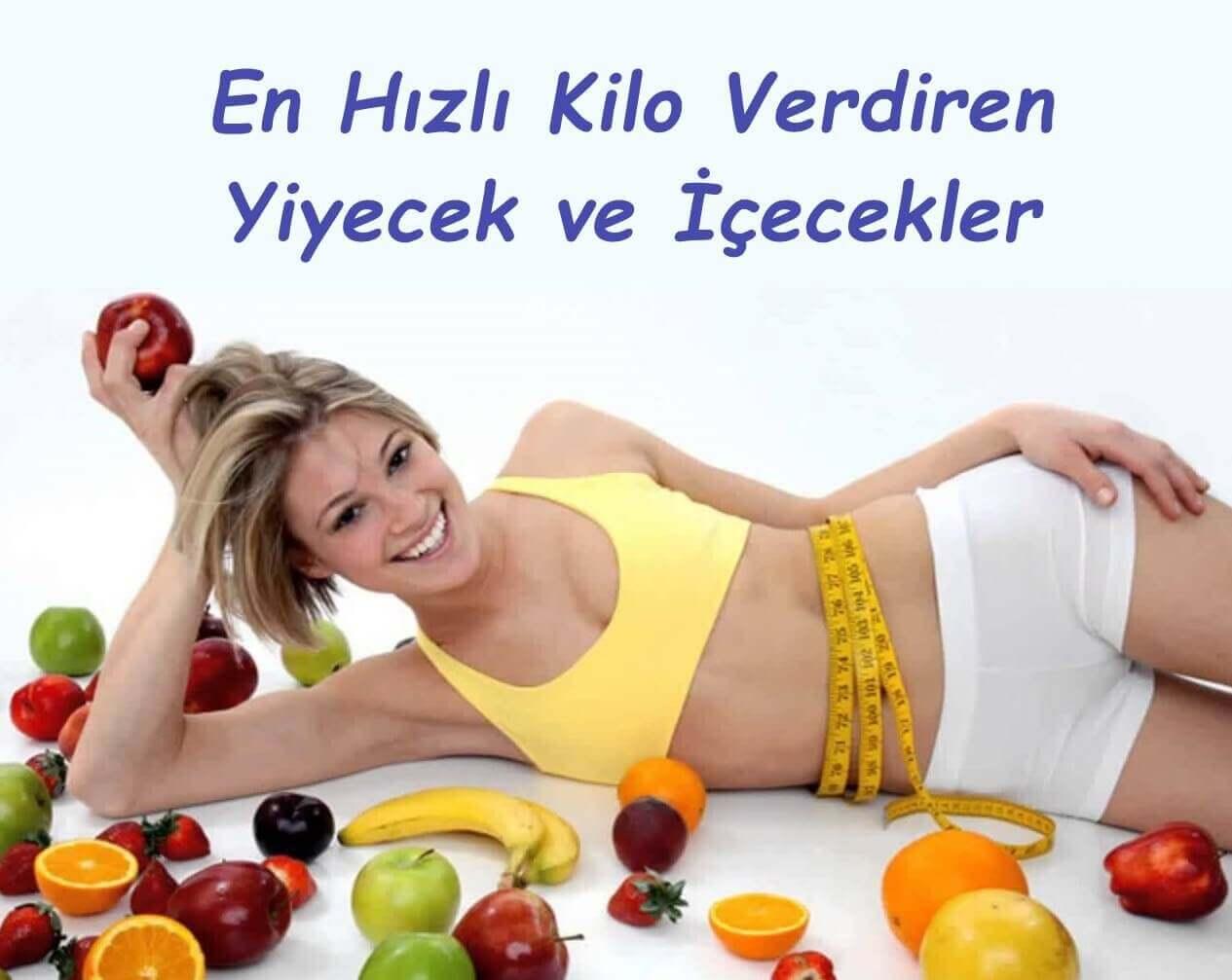 En Hızlı Kilo Verdiren Yiyecek ve İçecekler| www.zayiflamaiksiri.com