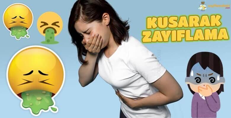 Kusarak Zayıflama - Kaç Kilo Verilir? - Bulimia Nervozanın Zararları