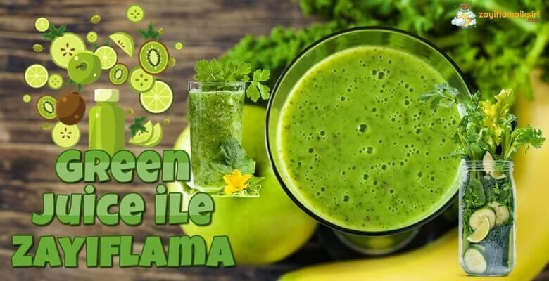 Green Juice Nedir? Nasıl Kilo Verdirir?