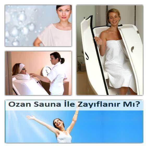 Ozon Sauna İle Zayıflamak Mümkün Mü?