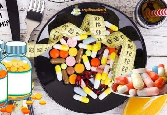 Zayıflama İlaçları Kullanmak Zararlı Mı?