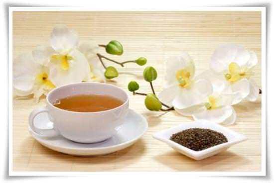 Karın Bölgesindeki Yağları Yakmaya Yardımcı Bitki Çayı