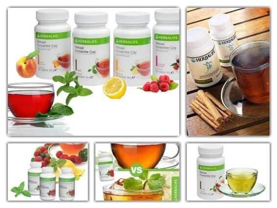 Herbalife Bitkisel Konsantre Çay Yorumları