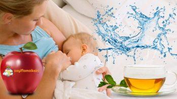 Emziren Anneler Nasıl Zayıflar?   Diyet Listeleri, Kürler ve Çaylar