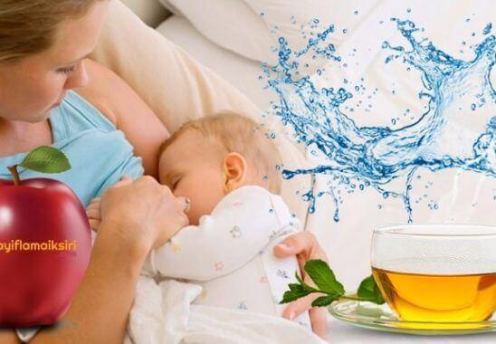 Emziren Anneler Nasıl Zayıflar? | Diyet Listeleri, Kürler ve Çaylar