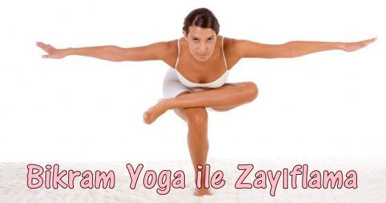 Bikram Yoga Yaparak Zayıflama