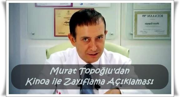 Diyetisyen Murat Topoğlu Kinoa İle Zayıflama