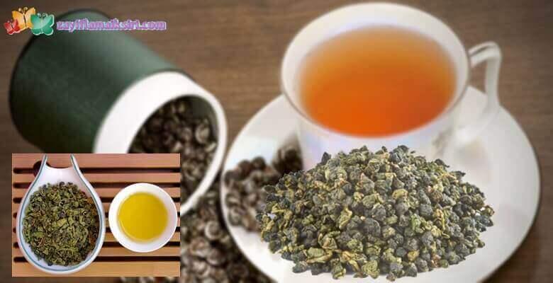 Oolong çayı ile zayıflama