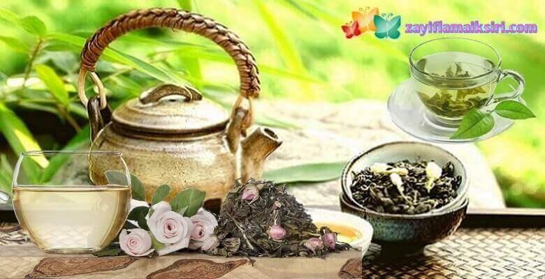 Çin Çayı Zayıflatır Mı? Nasıl Kullanılır? Kaç Kilo Verdirir?