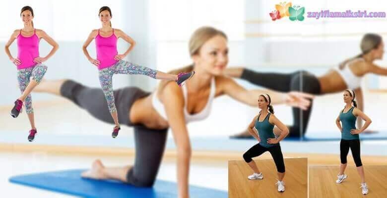 Vücudun En Zor Eriyen Bölgeleri: İç Bacaklar Nasıl İncelir?