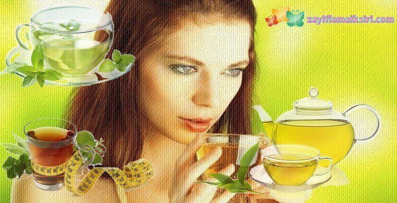 Zayıflama Çayları Böbreklere Zarar Verir mi?