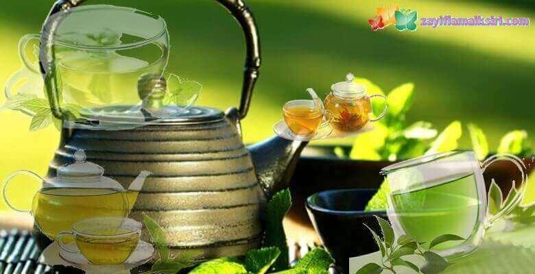 Zayıflatan Form Çayları ve Kullanımları