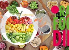 Çiğ Beslenme Diyeti | Haftada 3-4 Kilo Verdiren Diyet