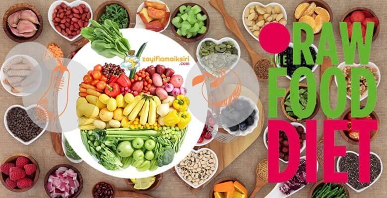 Haftada 4 Kilo Diyeti İle Zayıflayın