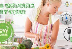 1000 kalorilik diyet Listeleri