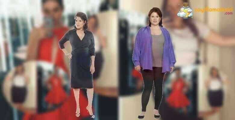 3 ayda 30 kilo Verdim
