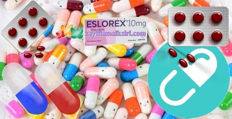 Eslorex zayıflatır mı