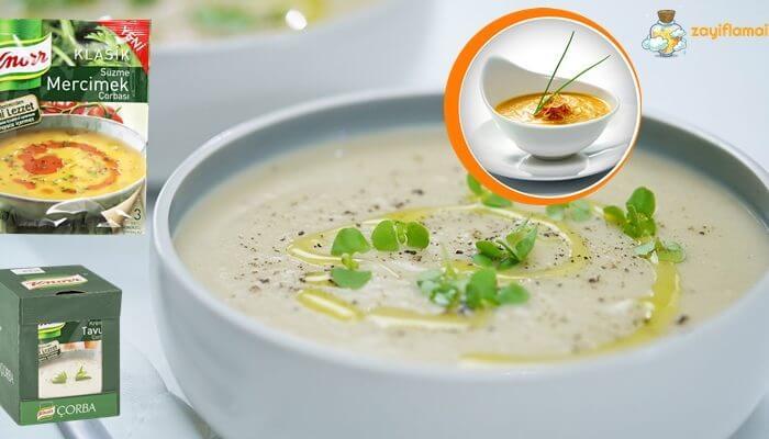 Hazır Çorbalar Kaç Kalori? Kilo Aldırır mı?