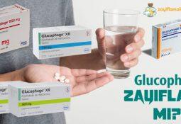 Glucophage Zayıflatır Mı?