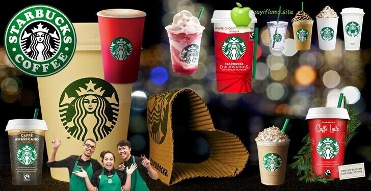 Starbucks Kahve Kalori Değerleri