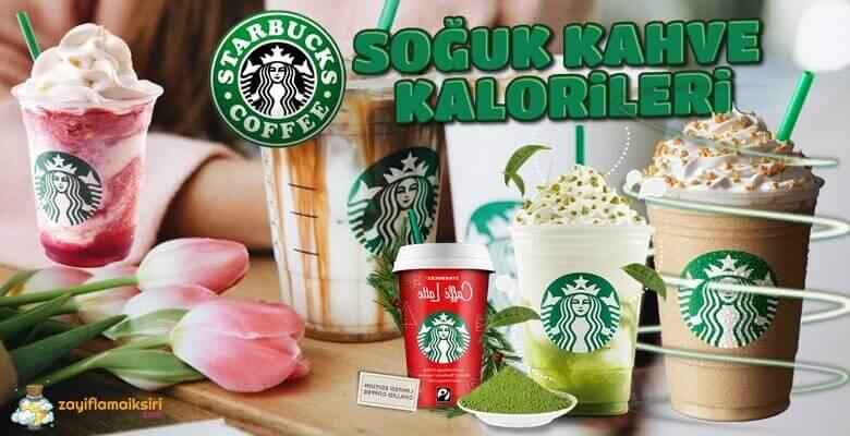Starburck Soğuk Kahve Kalorileri