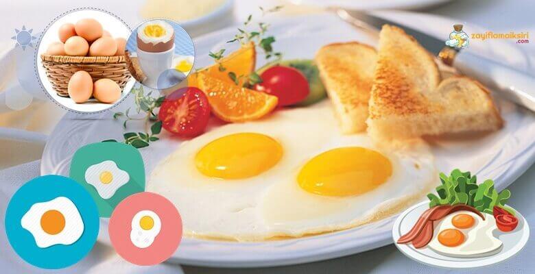 Diyet Yaparken Nasıl Yumurta Yemeli?