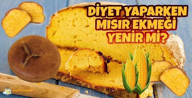 Diyet Yaparken Mısır Ekmeği Yenir mi?