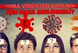 Corona Virüsten (Covid-19) Korunmak İçin Nasıl Beslenilmeli?