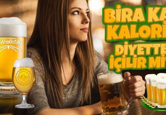 Bira Kaç Kalori? Diyette Bira İçilir Mi?