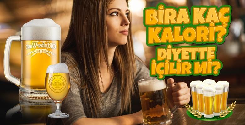 Bira Kaç Kaloridir? Diyette Bira İçilir Mi?