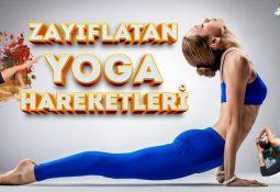 Zayıflatan Yoga Hareketleri